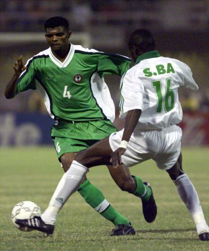 Kanu vs Senegal